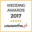 Connecting Eventos – Quinta da Cascata, vencedor Wedding Awards 2017 casamentos.pt