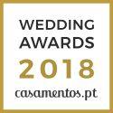 Connecting Eventos – Quinta da Cascata, vencedor Wedding Awards 2018 casamentos.pt
